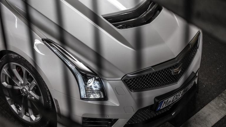 Cadillac ATS-V 2018