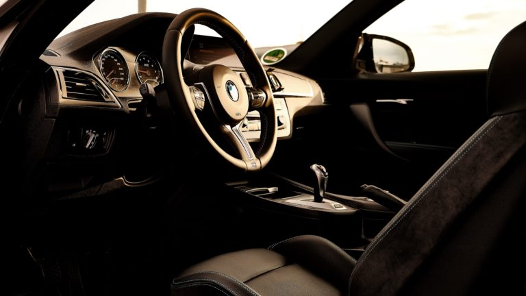 BMW M2 Competition Foto Bild Innenraum