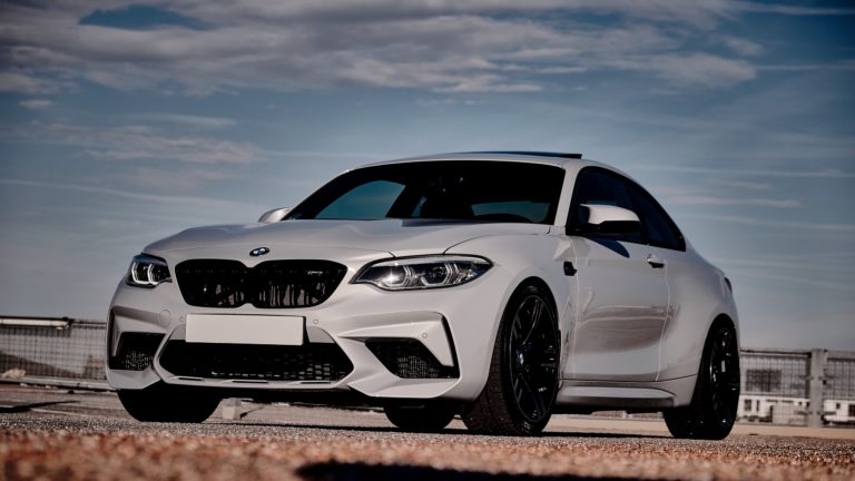 BMW M2 Competition Foto Bild