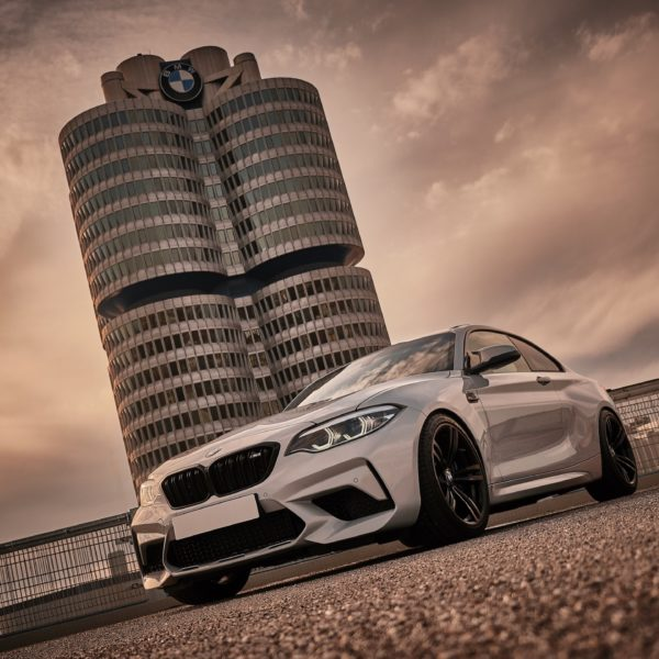 BMW M2 Competition F87 (2018)