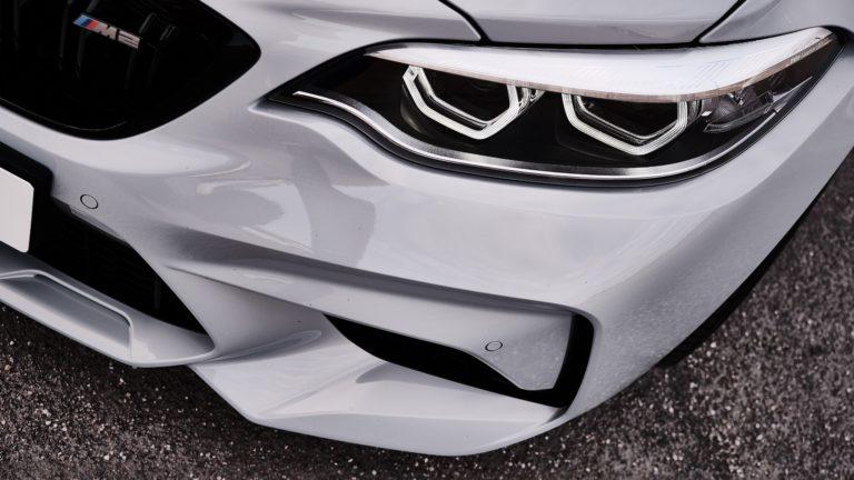BMW M2 Competition Foto Bild Frontschürze