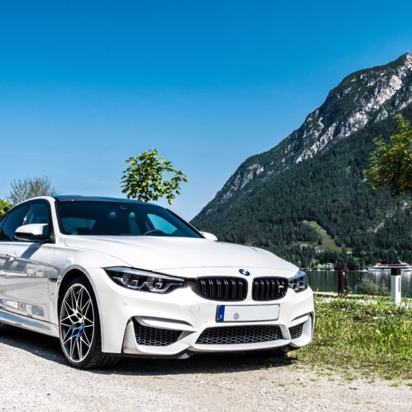 BMW M3 Competition F80 (2017)