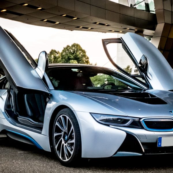 BMW i8 Coupe (2015)