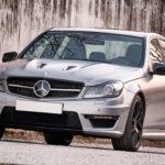 Fotoshooting Mercedes C63 AMG Edition 507