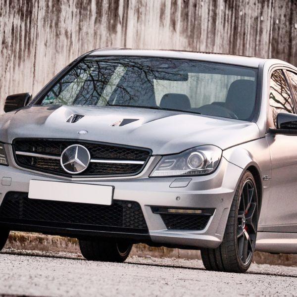 Mercedes C63 AMG Edition 507 (2014)