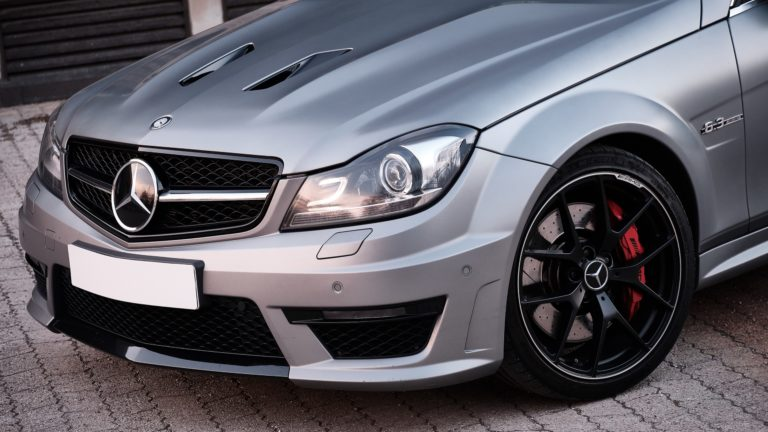 Fotoshooting Mercedes C63 AMG Edition 507